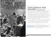 Anti-Vietnam War Imagery by Felicia Teba
