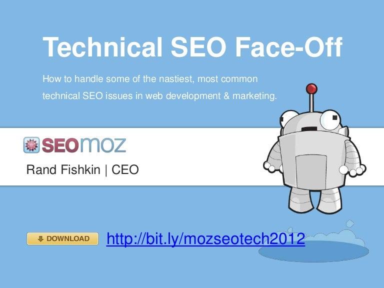 Technical SEO Face-Off