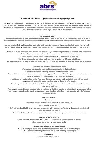 social media policy guidelines twitter jobs sf manufacturing