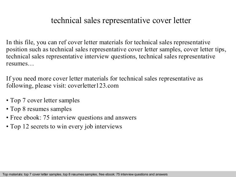 Technicalsalesrepresentativecoverletter 140830105419 phpapp02 thumbnail 4gcb1409396089 spiritdancerdesigns Gallery