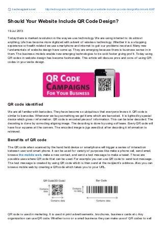 technogiantsnet should your website_include_qr_code_design