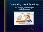 Technology and Teachers