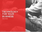 Technology for your Business