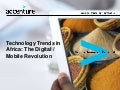 Technology Trends in Africa