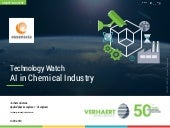 Technology watch - AI in chemical industry