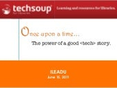 TechSoup for ILEADU