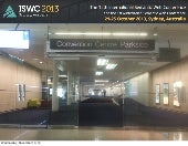 Tech talk about iswc2013