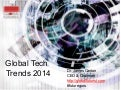 Global Tech Trends 2014