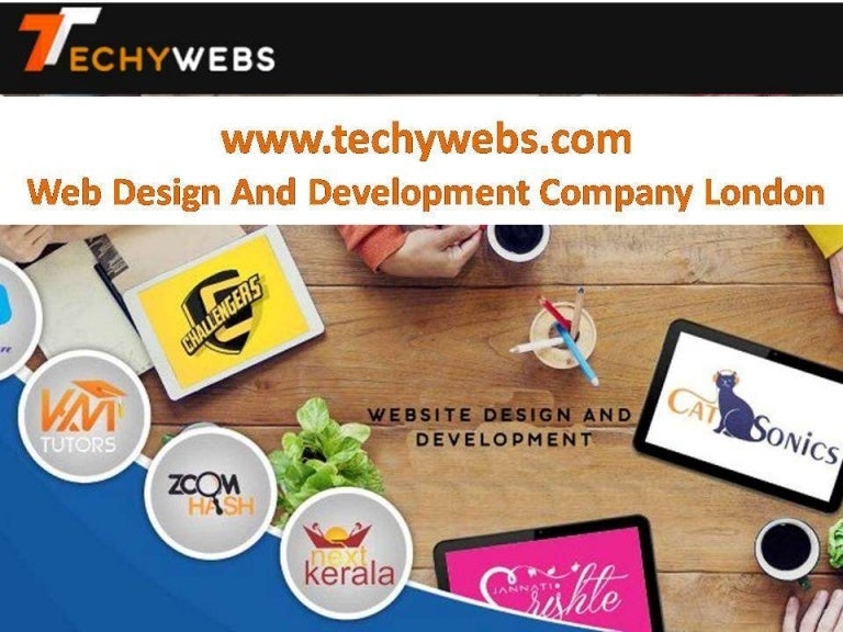 Techywebsweb Design And Development Company London Web Design And Dev