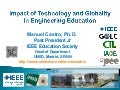 Impact of Technology and Globality in Engineering Education