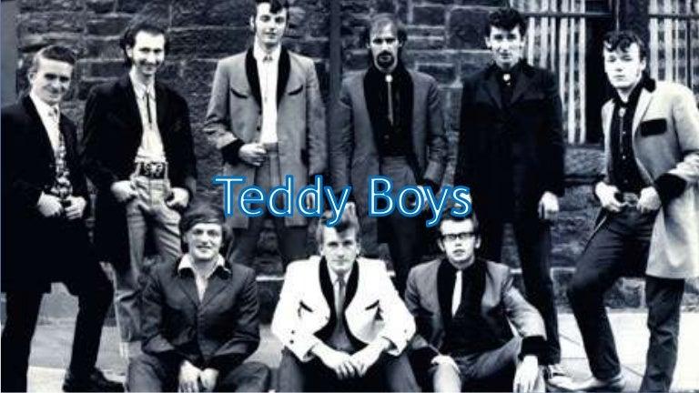 Surprising Teddy Boys Natural Hairstyles Runnerswayorg