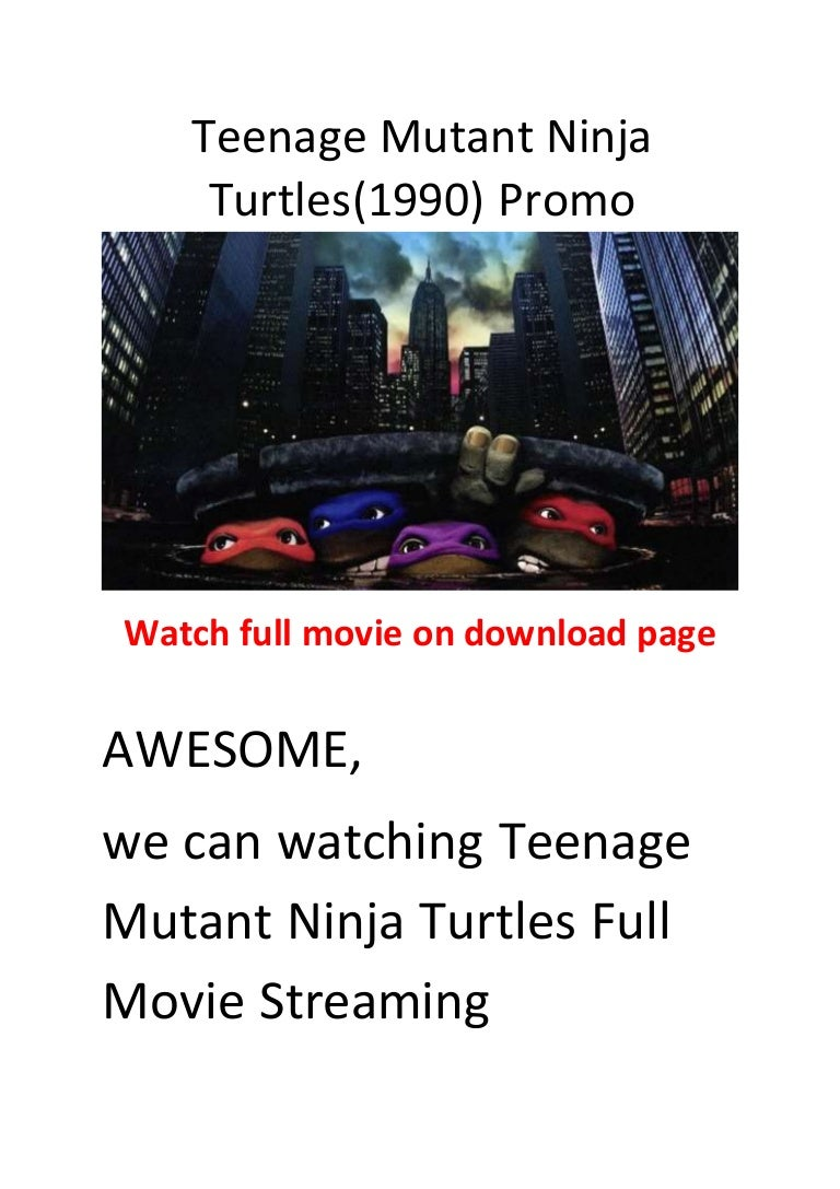 Teenage Mutant Ninja Turtles 1990 Top Action And Comedy Movies