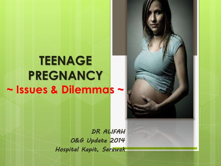 Teen pregnancy video stories