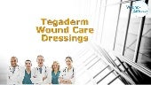 Tegaderm Wound Care Dressings Online