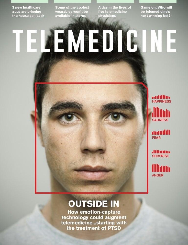 Telemedicine Magazine Fall 2015