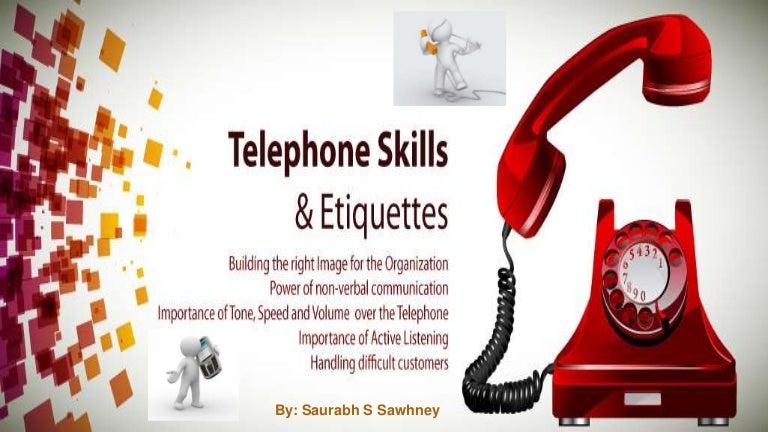 telephone skills etiquettes. Black Bedroom Furniture Sets. Home Design Ideas