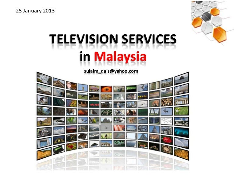 Malaysia TV services