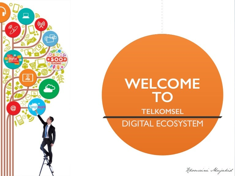 Telkomsel Digital Ecosystem