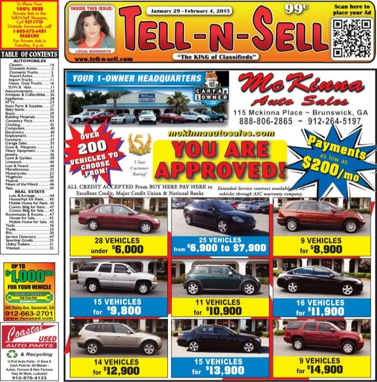 Tell-n-sell january 28 to 04 february free issue