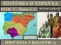TEMA 1.C. HISTÒRIA ESPANYA. HISPANIA VISIGÒTICA