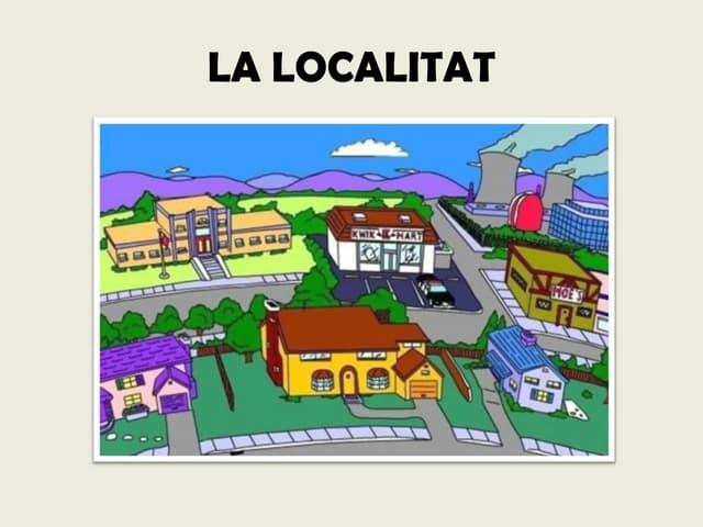 Tema 11. La localitat