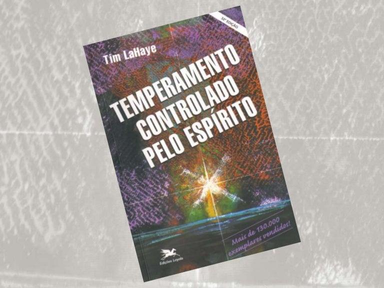 Livro Temperamentos Transformados Pdf