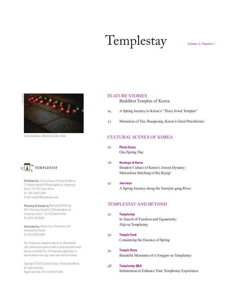 [SCHEMATICS_4JK]  Spring Templestay in Korea | Chapman Security System Wiring Diagram |  | SlideShare