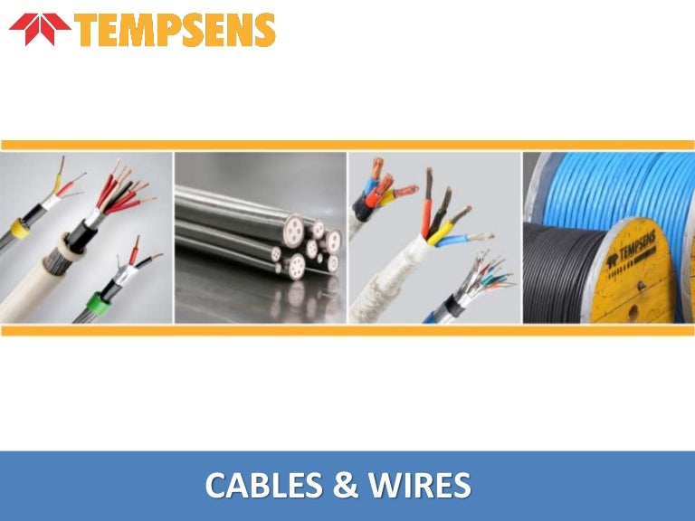 Tempsens- cable and wires