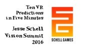 Ten VR Predictions in Five Minutes