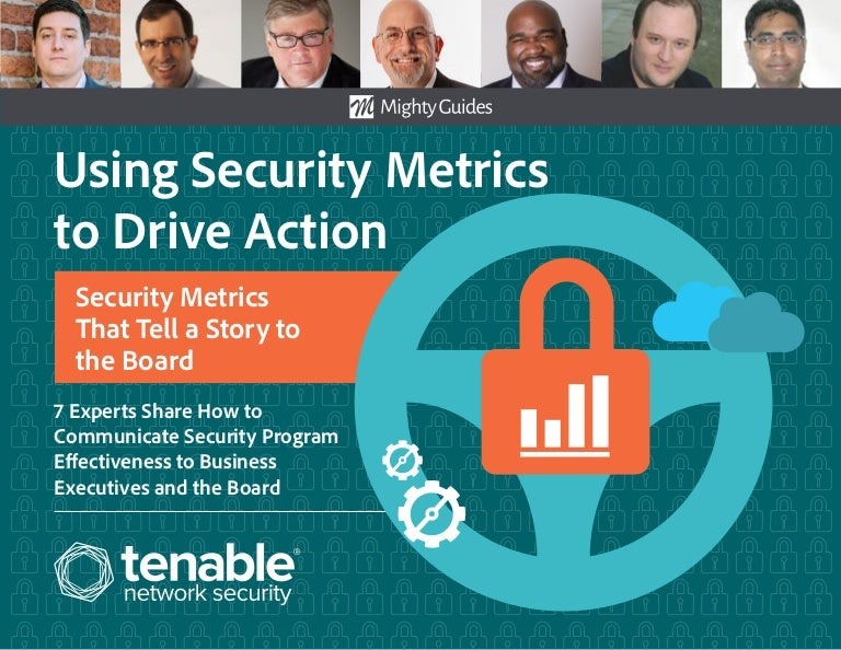 Security Metrics That Tell a Story to the Board
