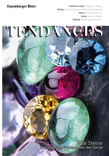 """Tendances"" Herbstausgabe"