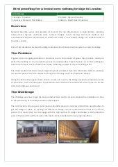 Tennison road-case-study