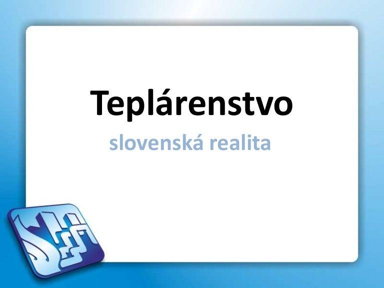 cf1d3849c0d9 Teplárenstvo na Slovensku
