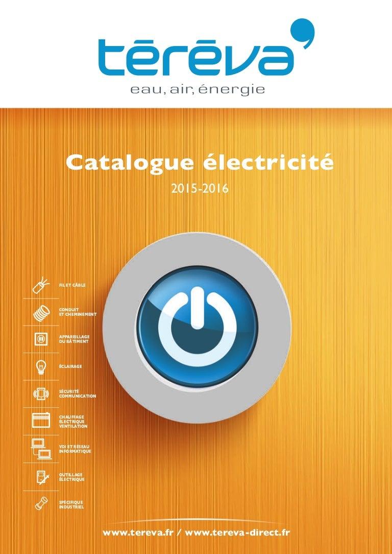 Gaine Electrique Exterieur Apparente notre catalogue 2015 - electricité