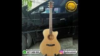 TERLARIS !!! WA+62 895-3259-04595, Jual Gitar Akustik Custom Cikarang
