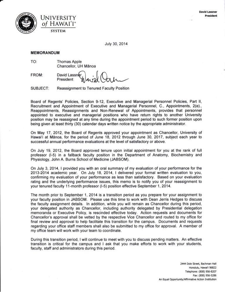 Academic Training Request Letter