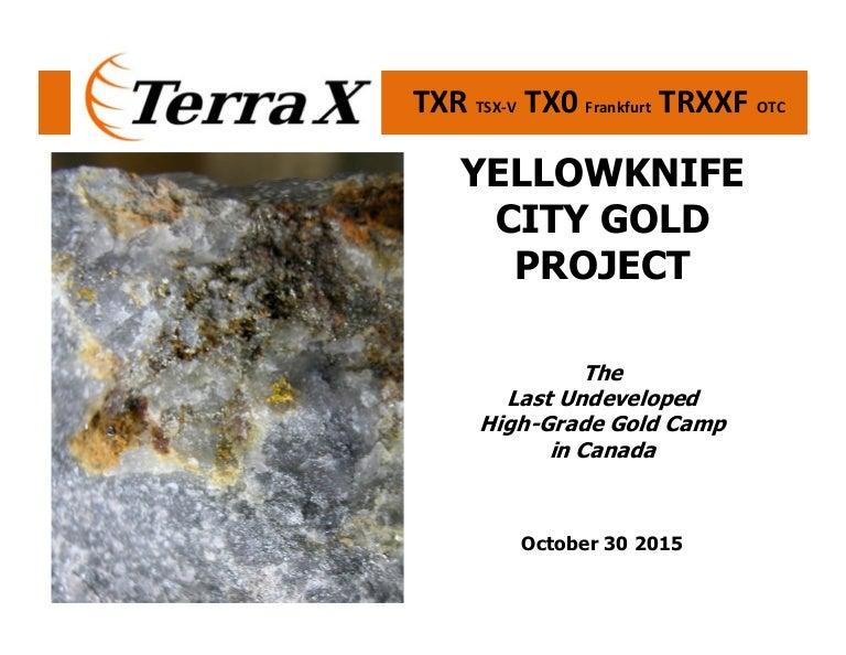 Terra X Minerals
