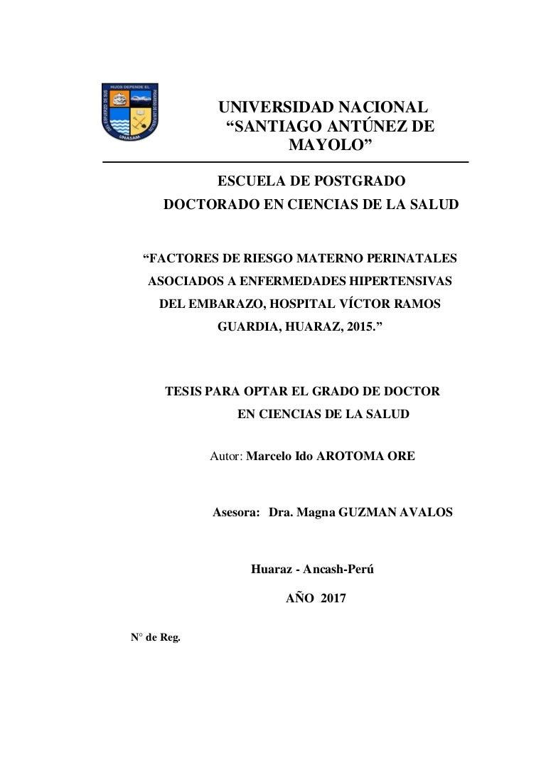 1797a0647 TESIS DOCTORAL ESCUELAL POSTGRADO UNIVERSIDAD NACIONAL SANTIAGO ANTUN…