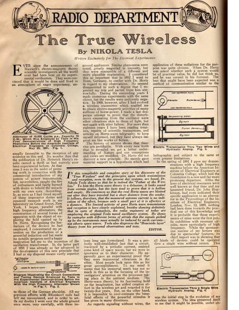 Tesla True Wireless