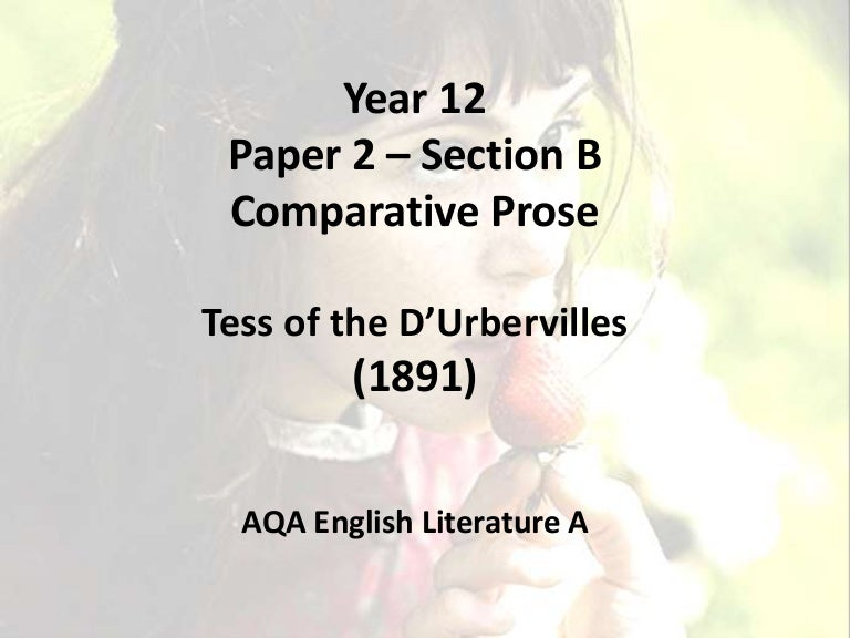tess of the d urbervilles fate