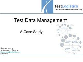 Test Data Management | LinkedIn