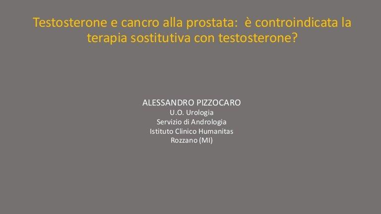 prostata con cancro