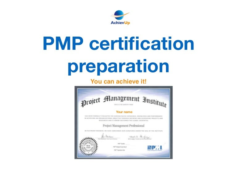 Pass Pmp Certification