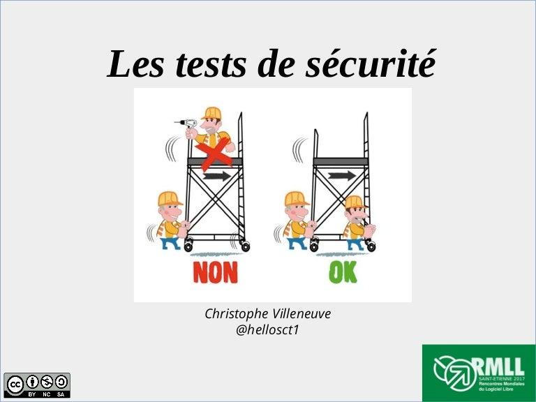 Test De Sécurité : les tests de s curit ~ Medecine-chirurgie-esthetiques.com Avis de Voitures