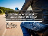 Texas Motorcycle Safety