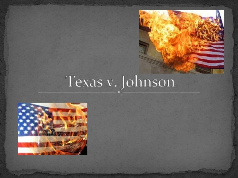 gregory johnson flag burning