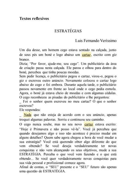 Textos Reflexivos Trabalho Em Equipe
