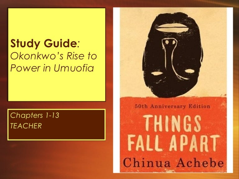things fall apart chapter guide