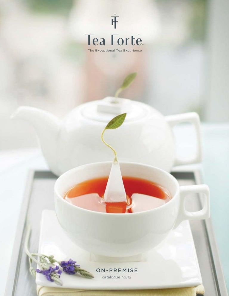New Tea Forte TeaForte Sontu Tea Cup