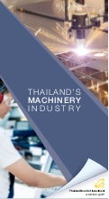 Thailand's Machinery Industry